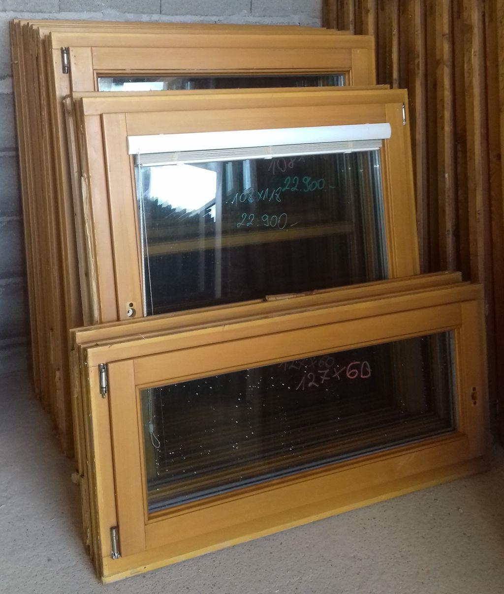 7e4ea419d989 Bontott fa ablakok